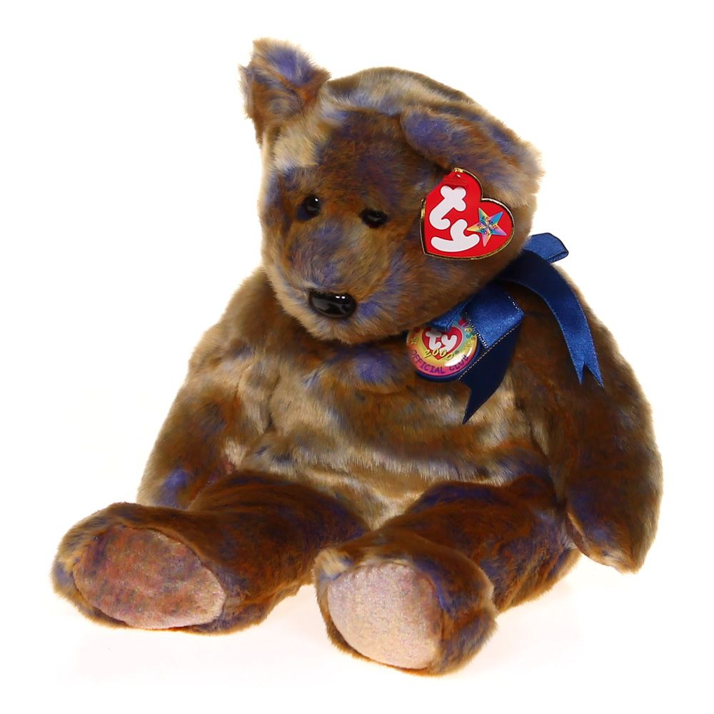 Image of Beanie Babies Official Club 2000
