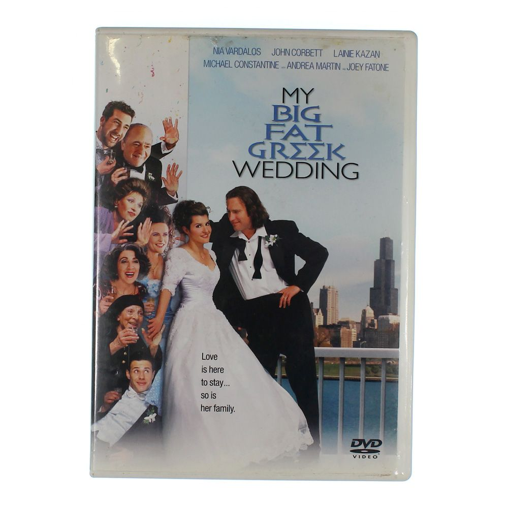 Movie: My Big Fat Greek Wedding 8465250843