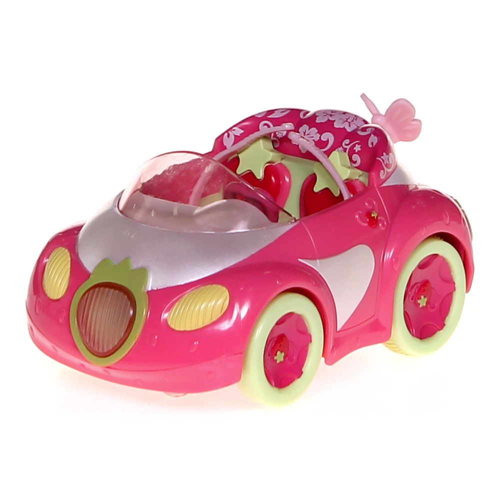 Image of Strawberry Shortcake Car