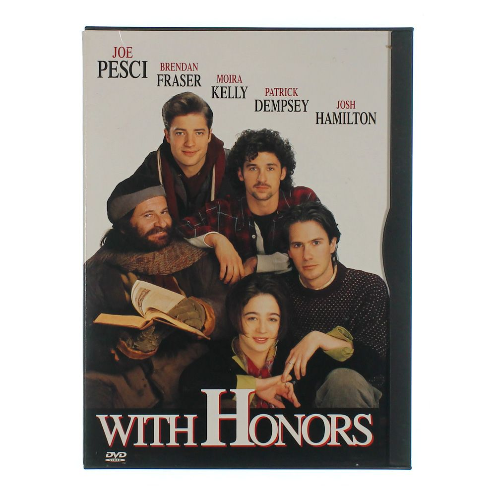 Movie: With Honors 8468092838