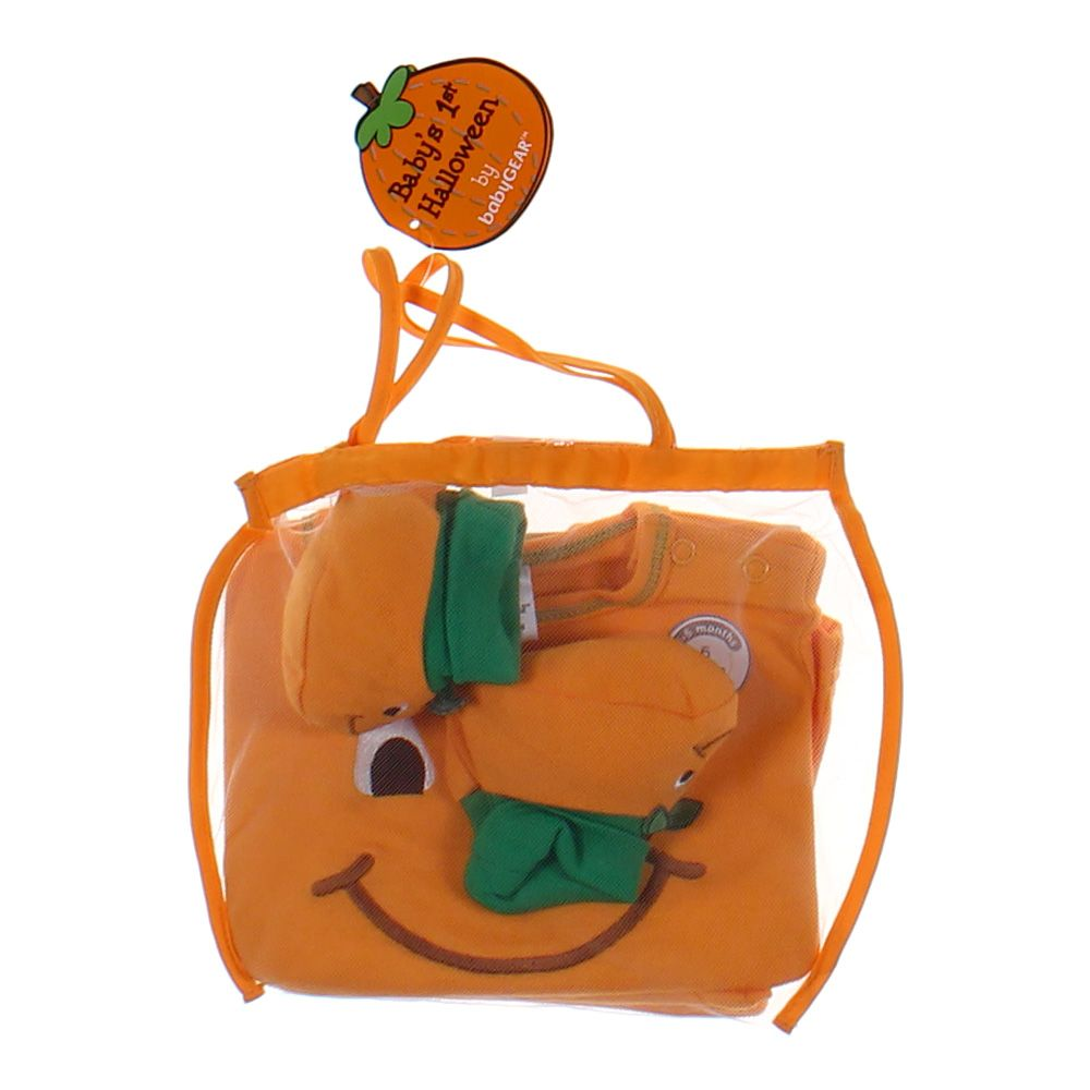 Image of Baby's 1st Holloween Pumpkin Little Costume Accessory