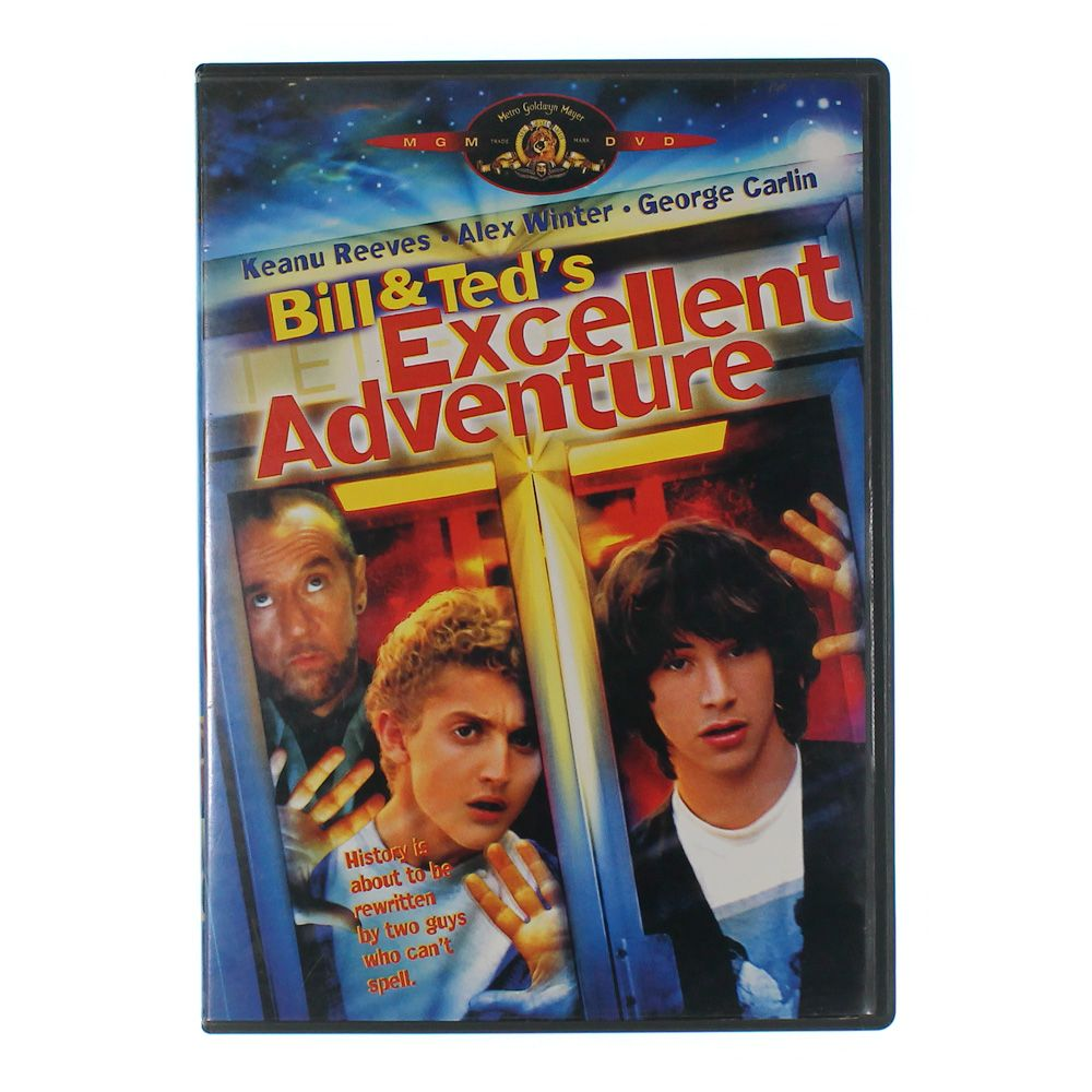 Movie: Bill & Ted 's Excellent Adventure 8504385358