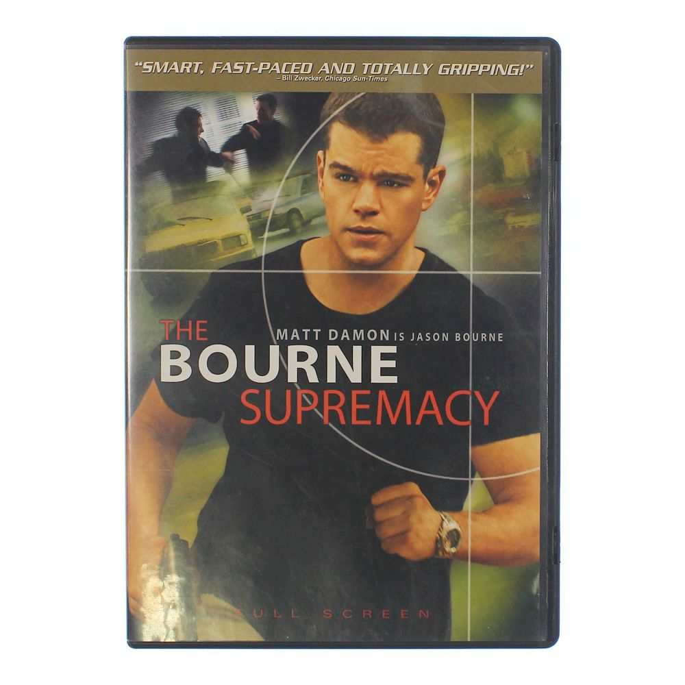 Movie: The Bourne Supremacy 8531801574