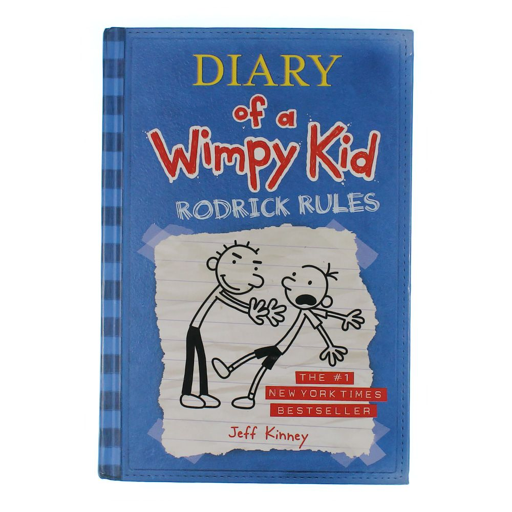 Book: Diary of a Wimpy Kid Rodrick Rules 8537351242