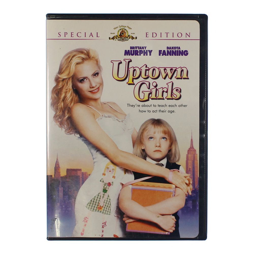 Movie: Uptown Girls 8538130465