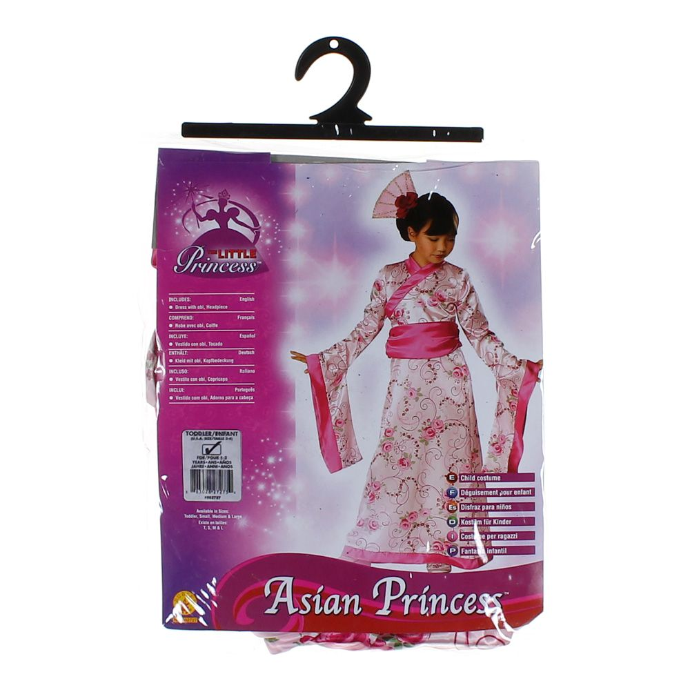 Image of Asian Princess Costume Accessory