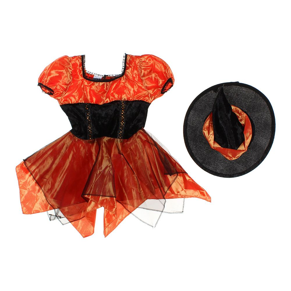 "Image of ""Adorable Witch Costume, size 8"""
