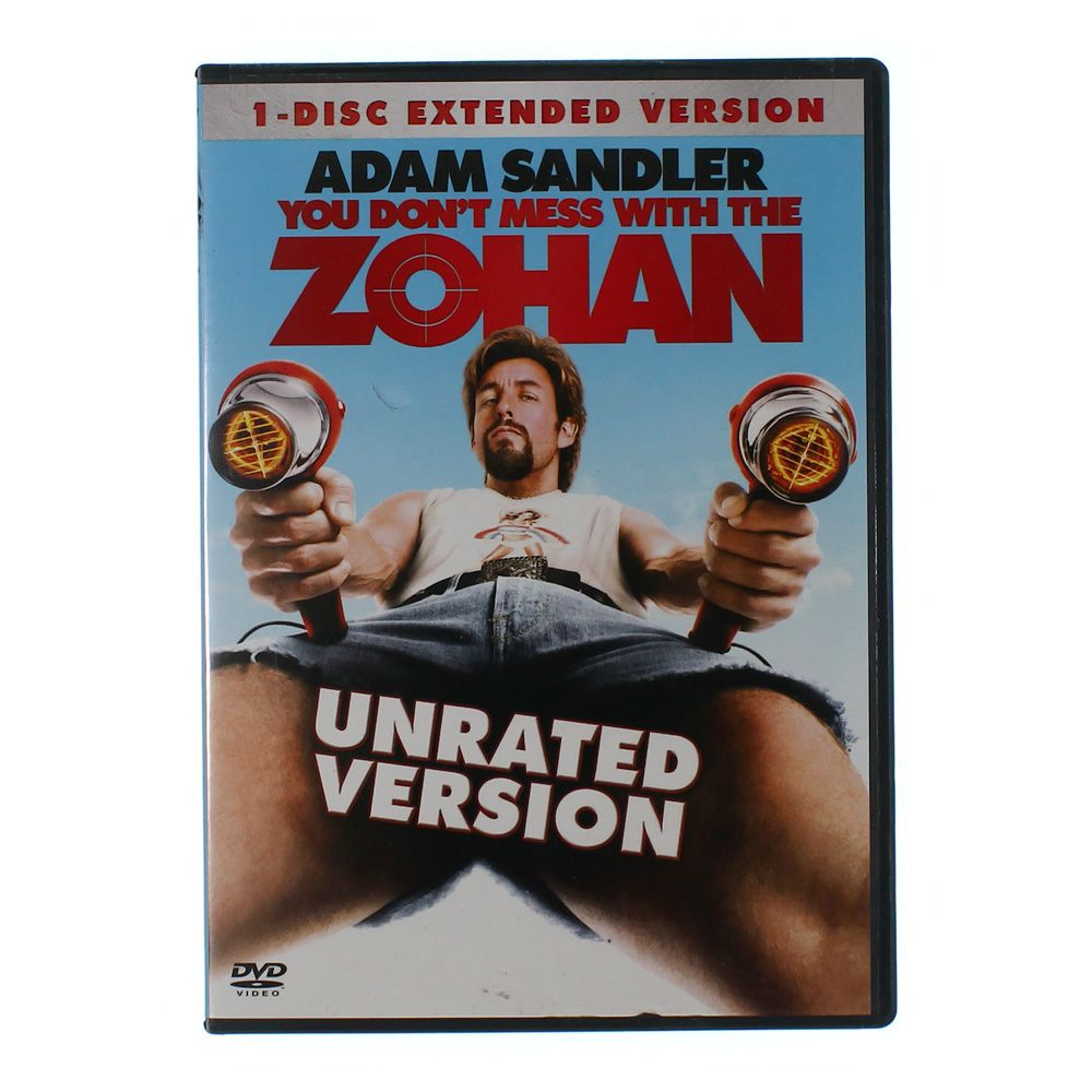 Movie: You Don't Mess With the Zohan 8620380695