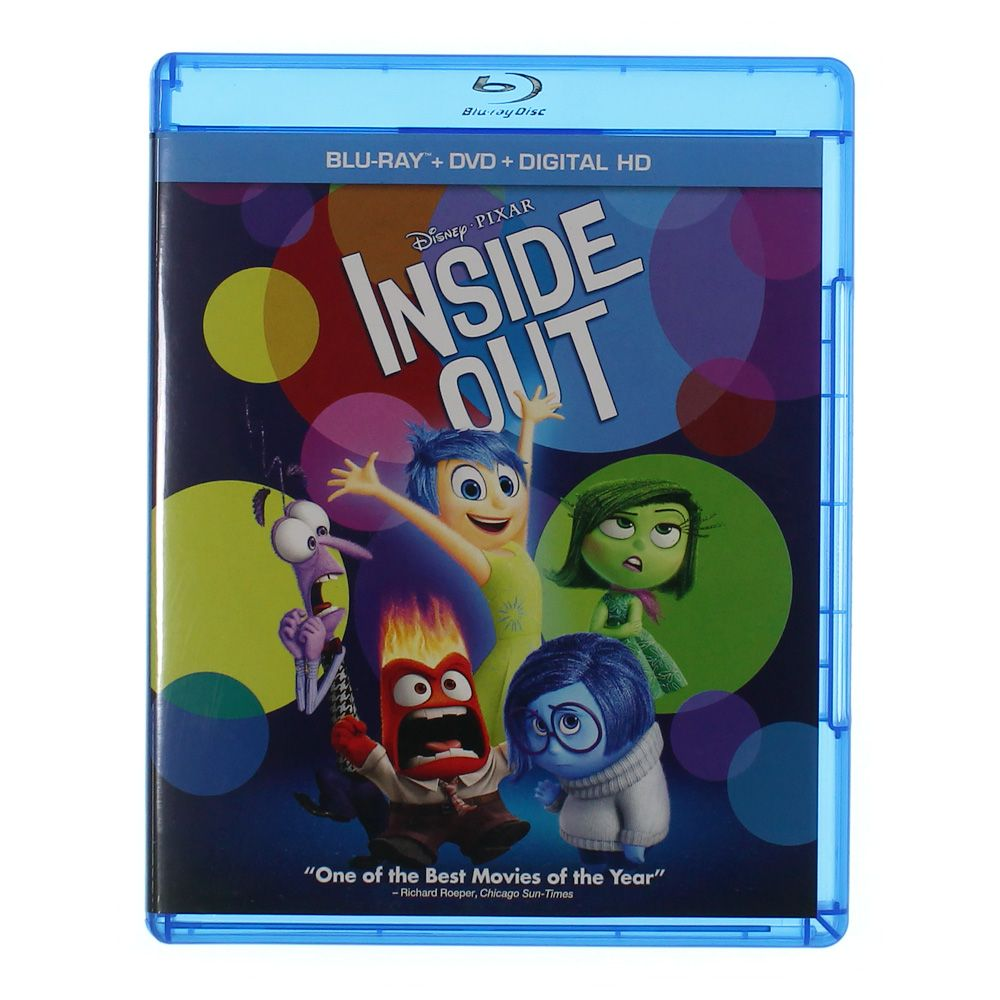 Movie: Inside Out 8621223593