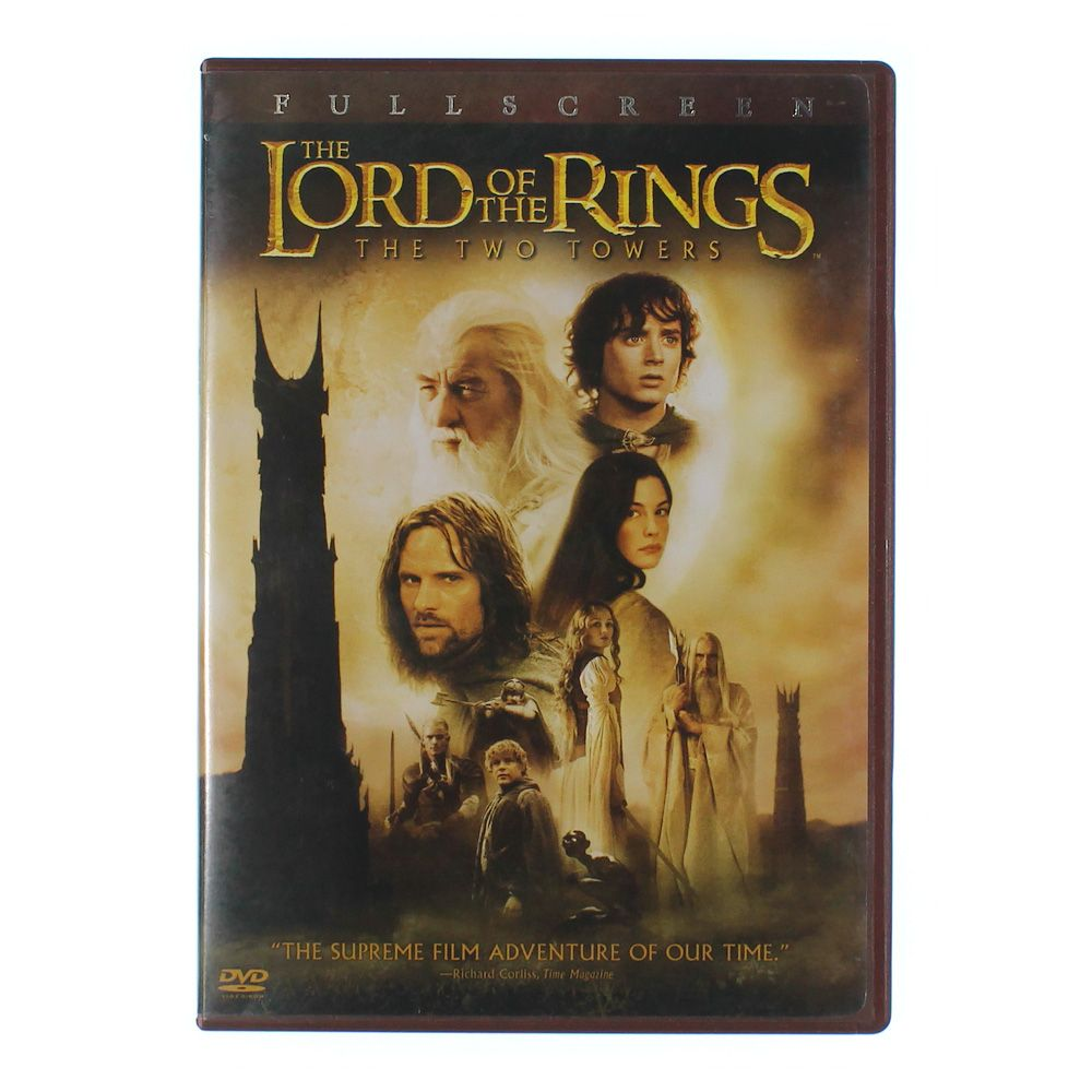 Movie: The Lord Of the Rings: The Two Towers 8636541182