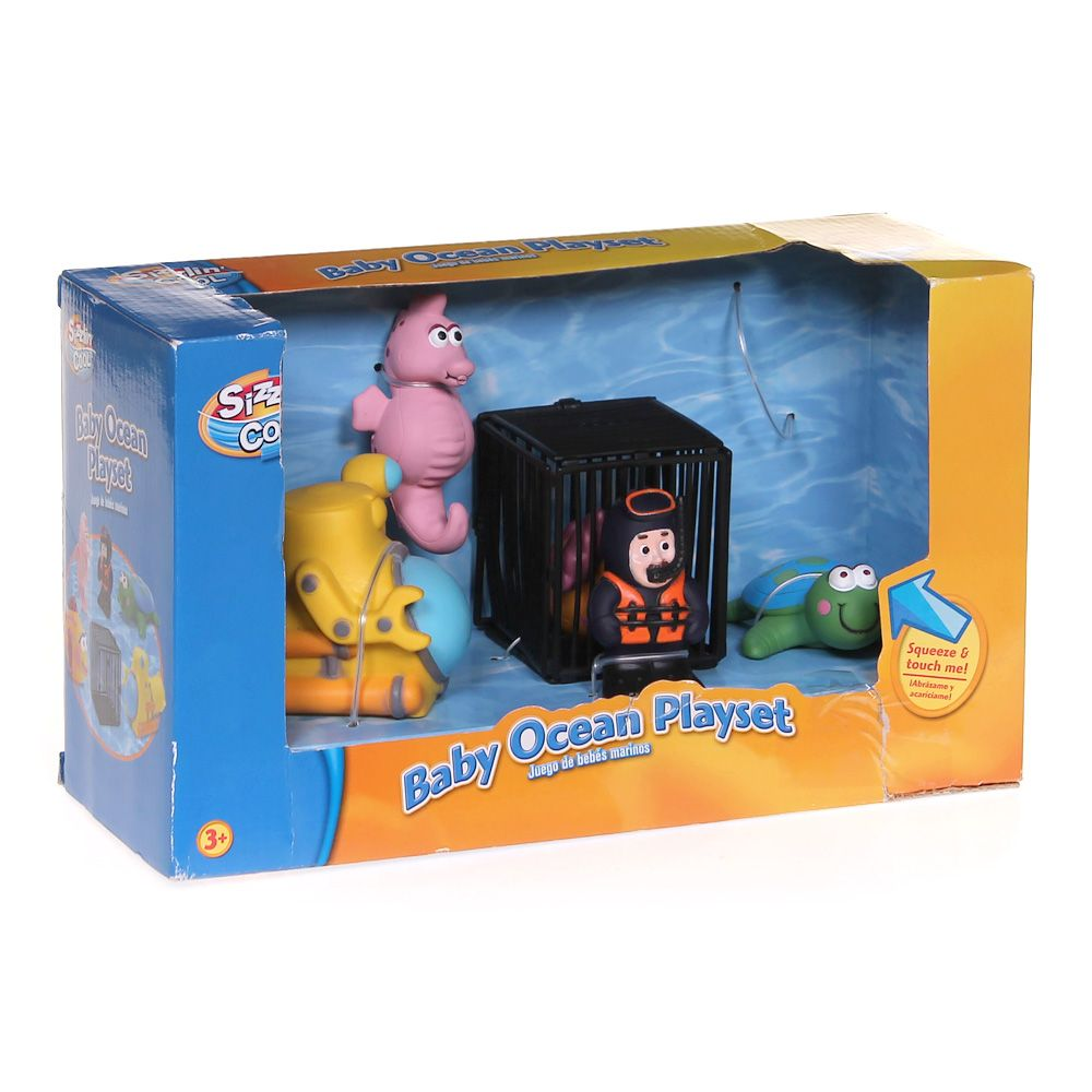 Image of Baby Ocean Playset