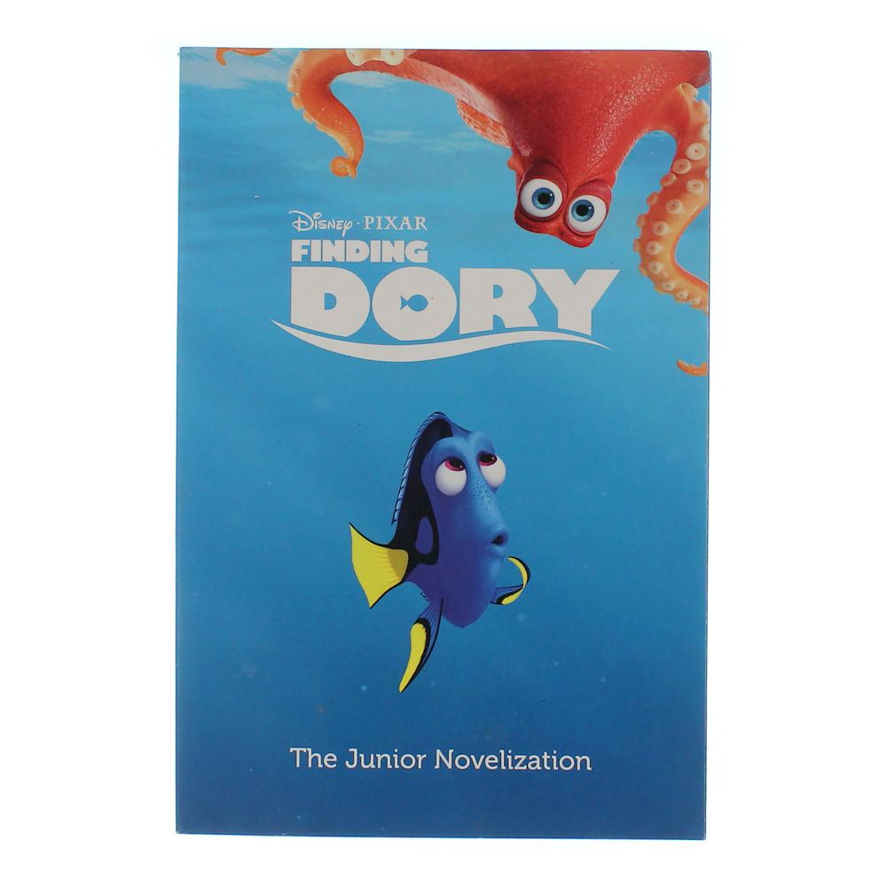 Book: Finding Dory 8707224345
