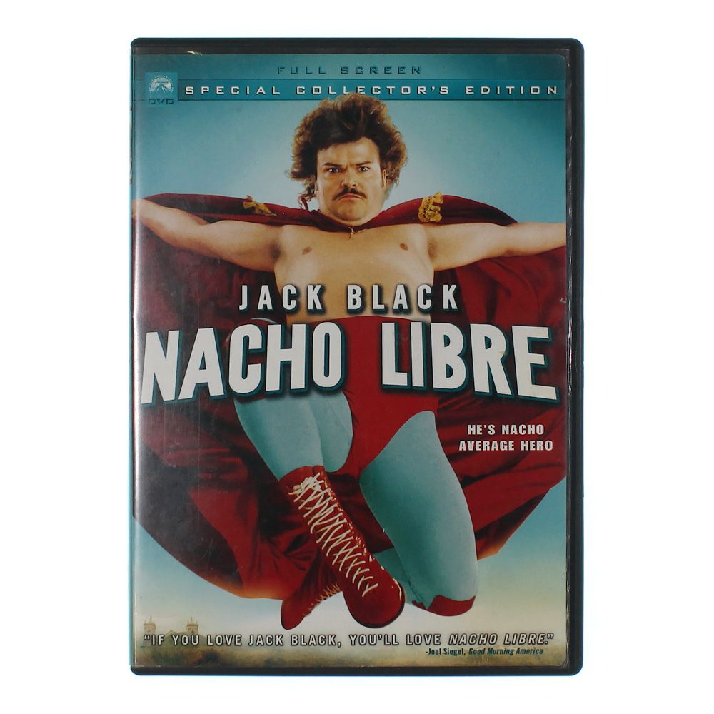 Movie: Nacho Libre 8741597803