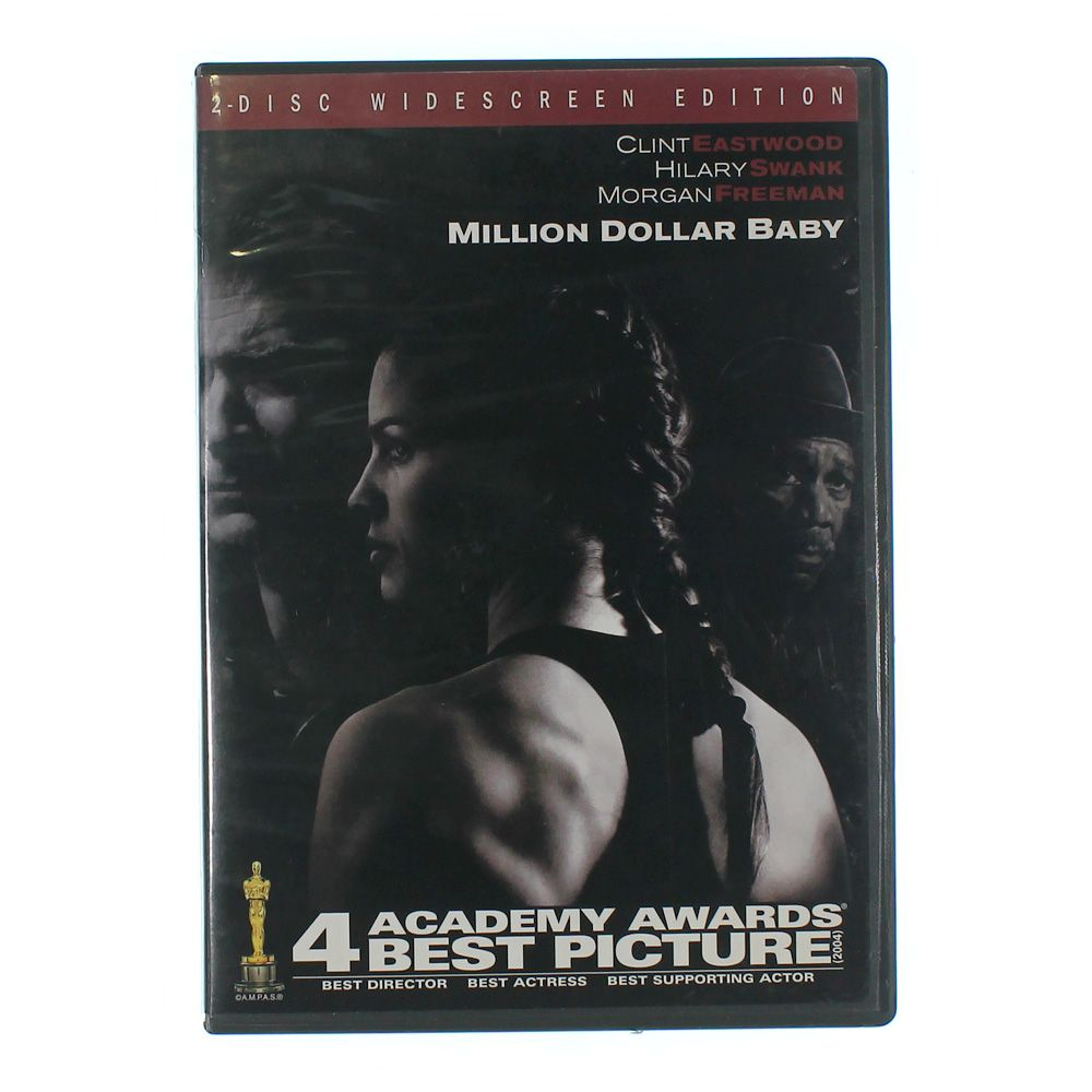 Movie: Million Dollar Baby 8748268331
