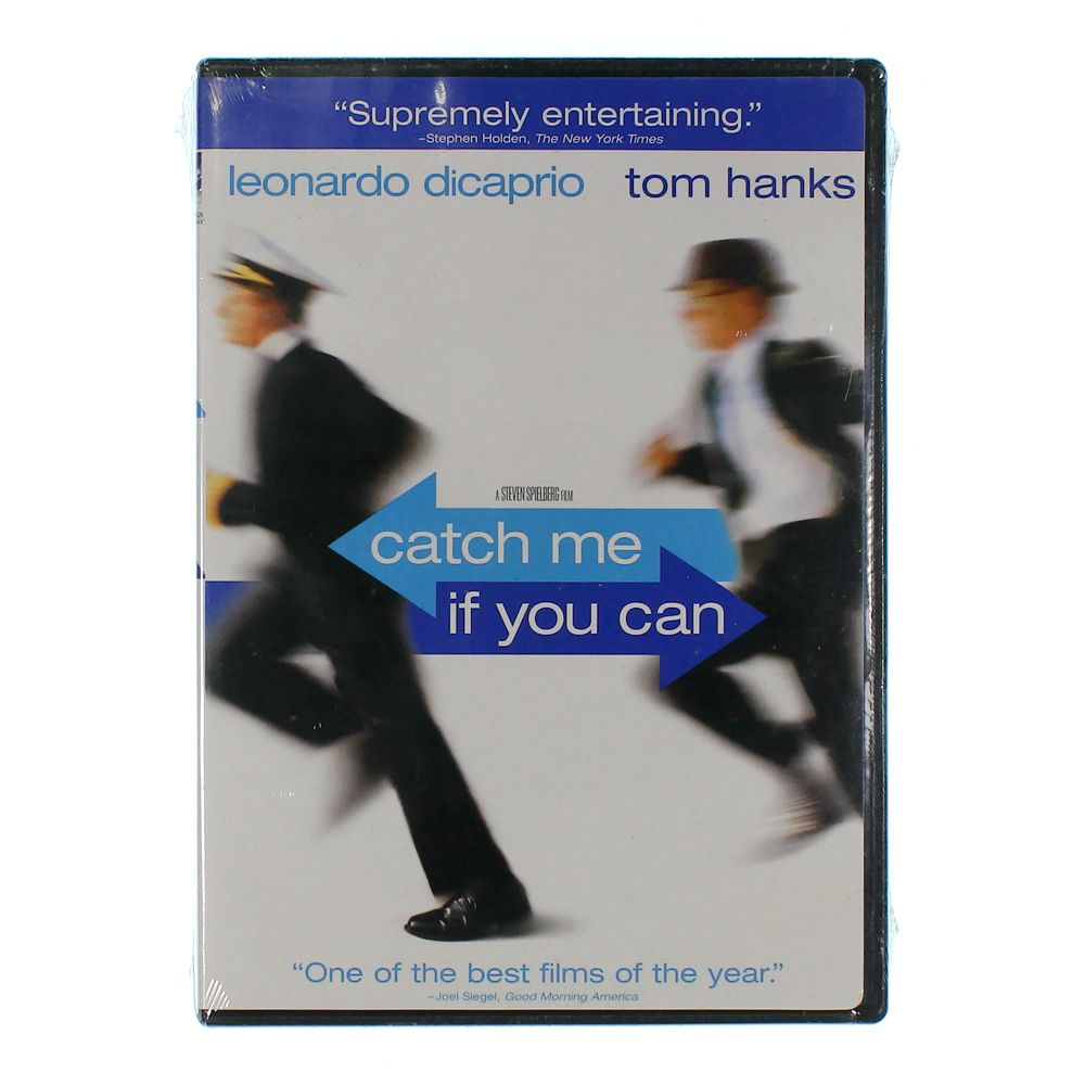 Movie: Catch Me If You Can 8766588933