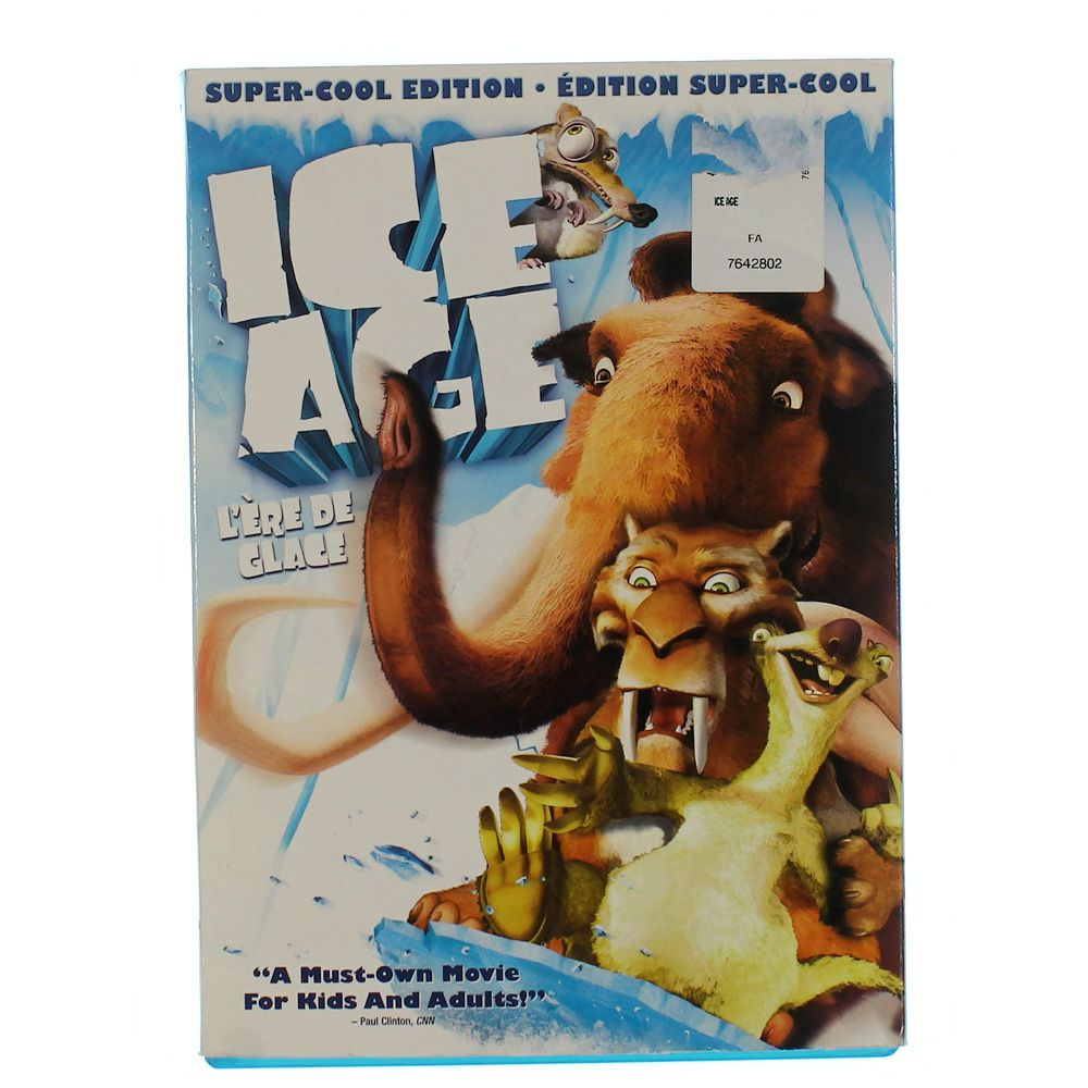 Movie: Ice Age 8787697911