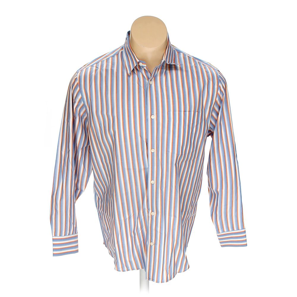 """""Button-up Long Sleeve Shirt, size L"""""" 8787757597"