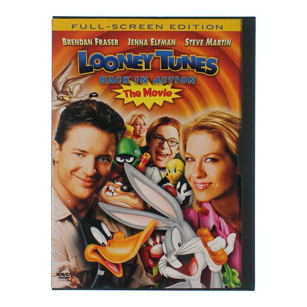 Movie: Looney Tunes: Back in Action 8791009852