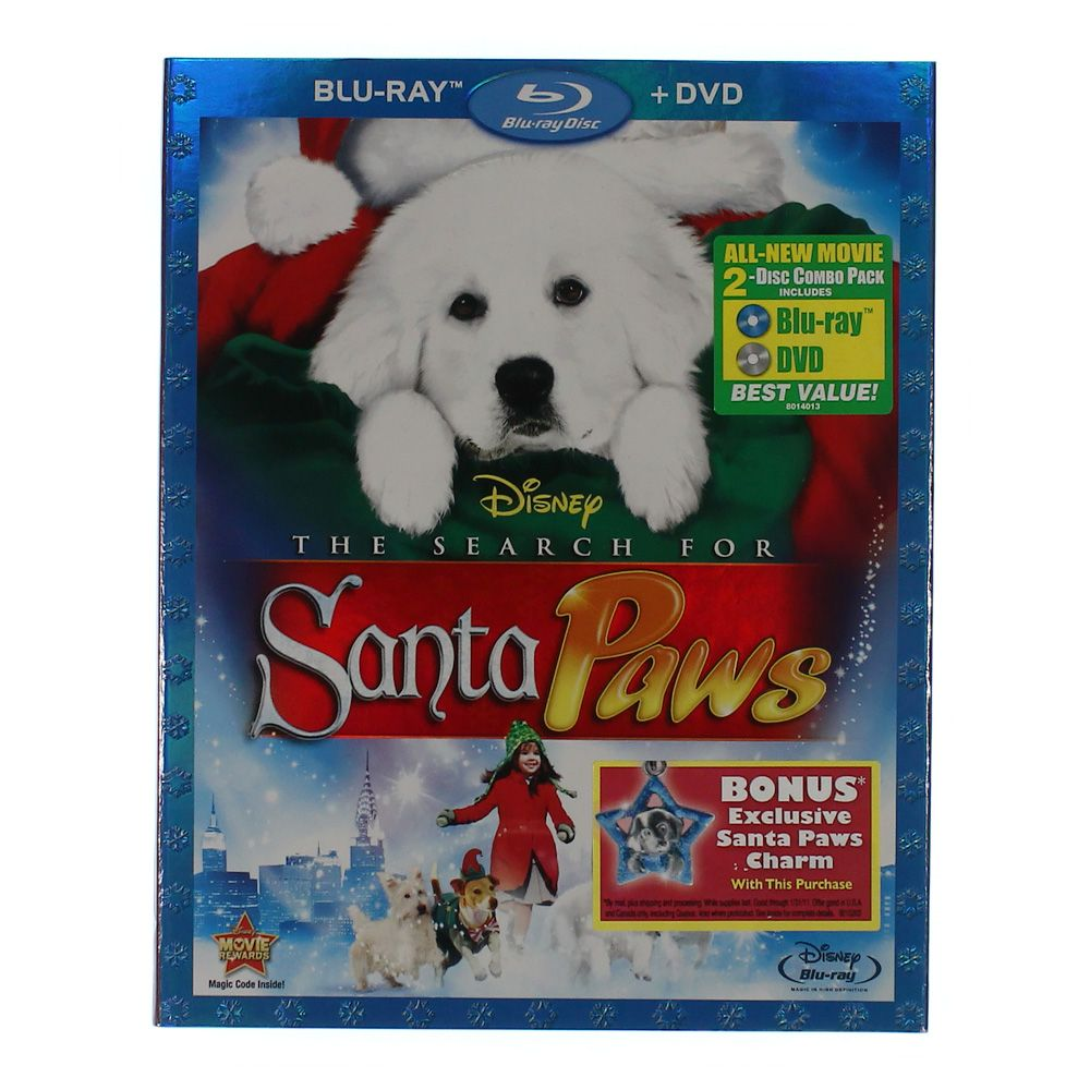Movie: The Search For Santa Paws 8811260243