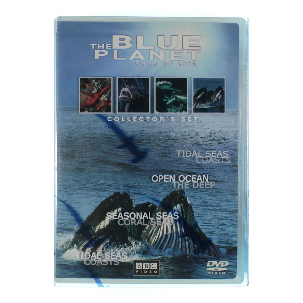 TV-series: Blue Planet-Seas of Life Part 4 8831645096