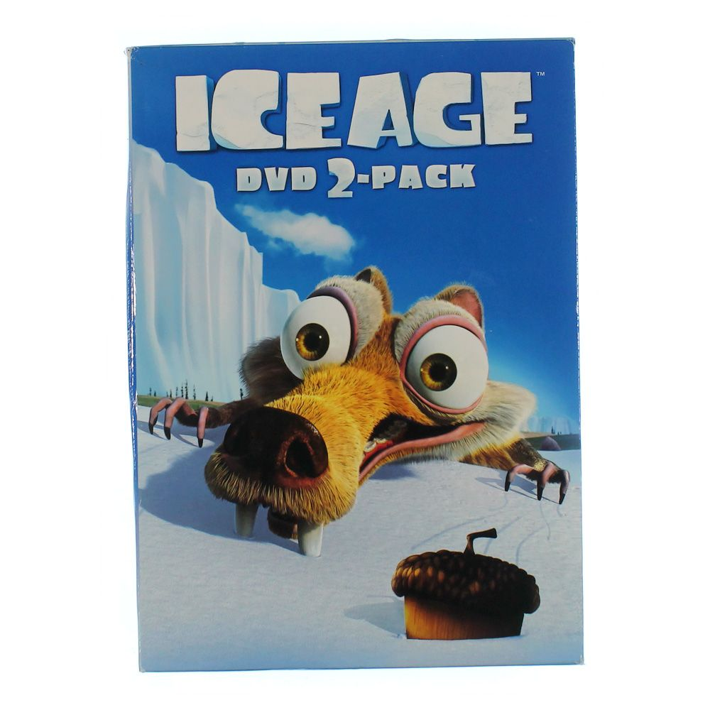 Movie: The Ice Age Collection: (Ice Age/ Ice Age: The Meltdown) 8837145870