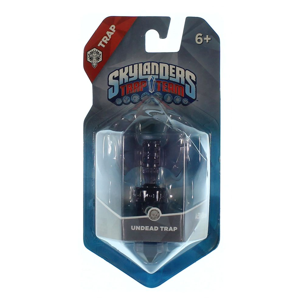 """""Skylanders Trap Team Undead Element Trap Pack (Universal), size 3"""""""" x 1""""""""."""""" 8838137439"