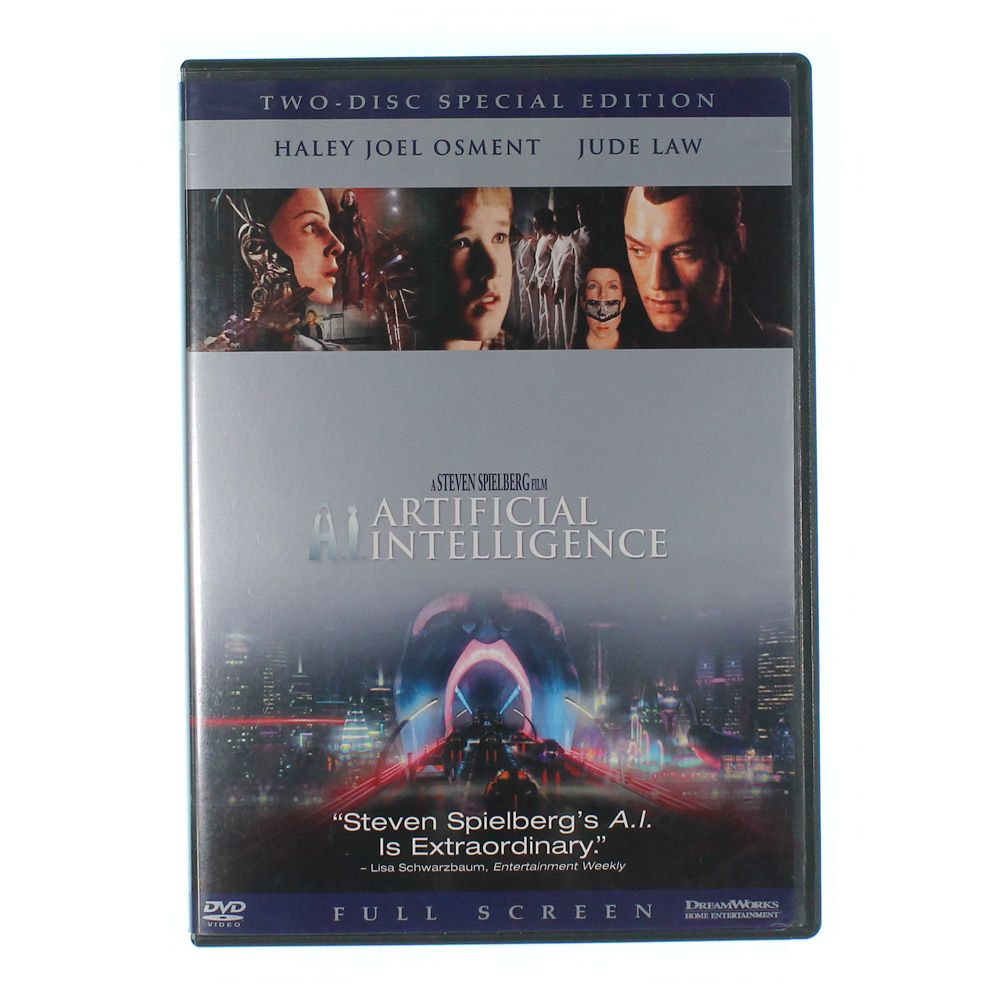 Movie: A.I. - Artificial Intelligence 8859075618