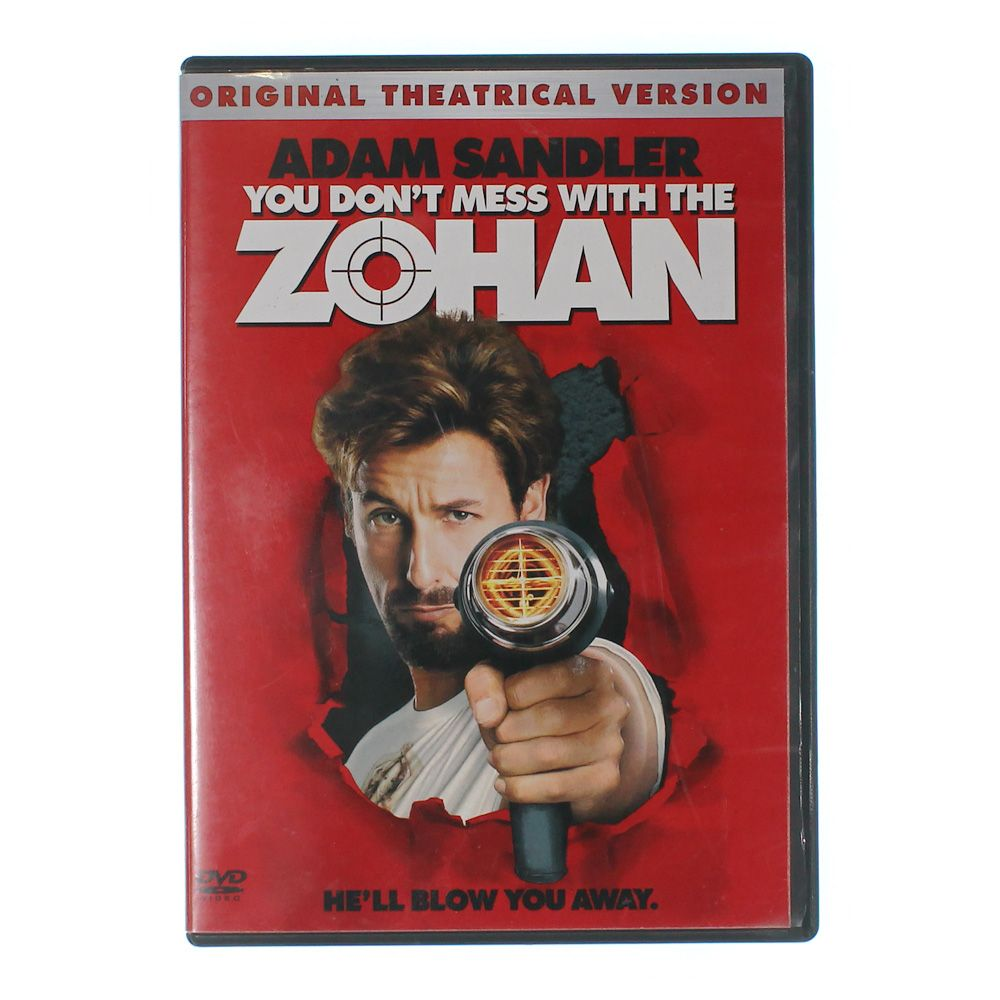 Movie: You Don't Mess With the Zohan 8881028760