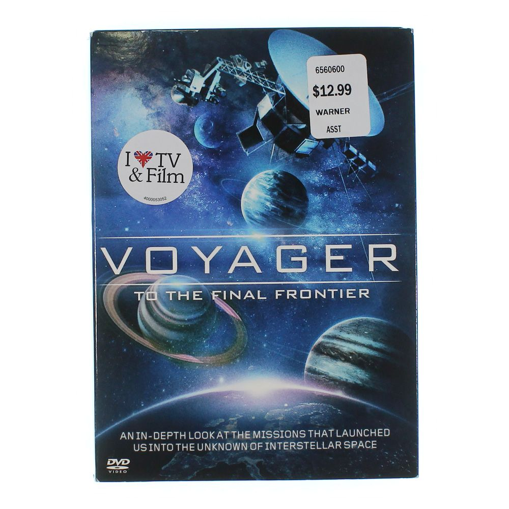 Movie: Voyager to the Final Frontier 8881143176