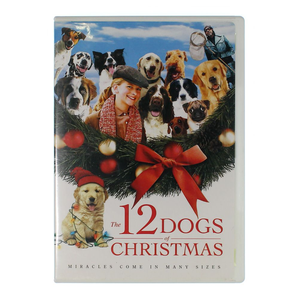 Movie: The 12 Dogs of Christmas 8884957004