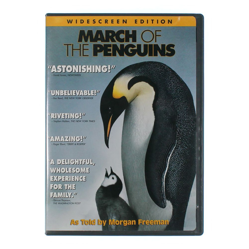 Movie: March of the Penguins 8885100859