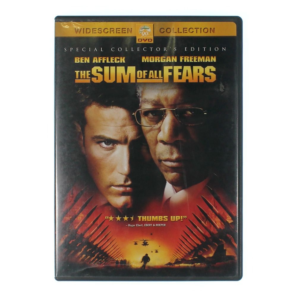 Movie: The Sum of All Fears 8887065925