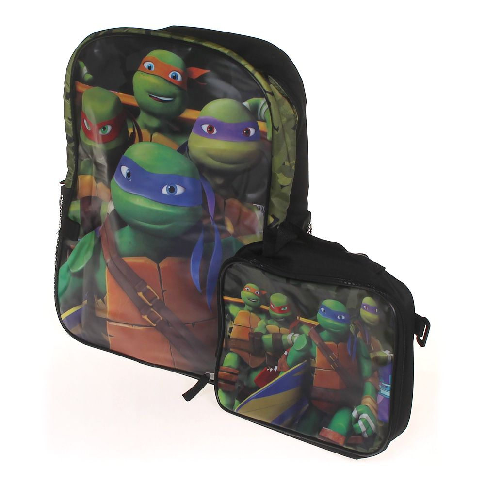 Image of Backpack and Lunchbox
