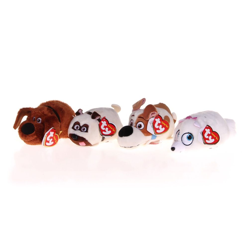 Secret Life of Pets Teeny Ty Set 8999738072