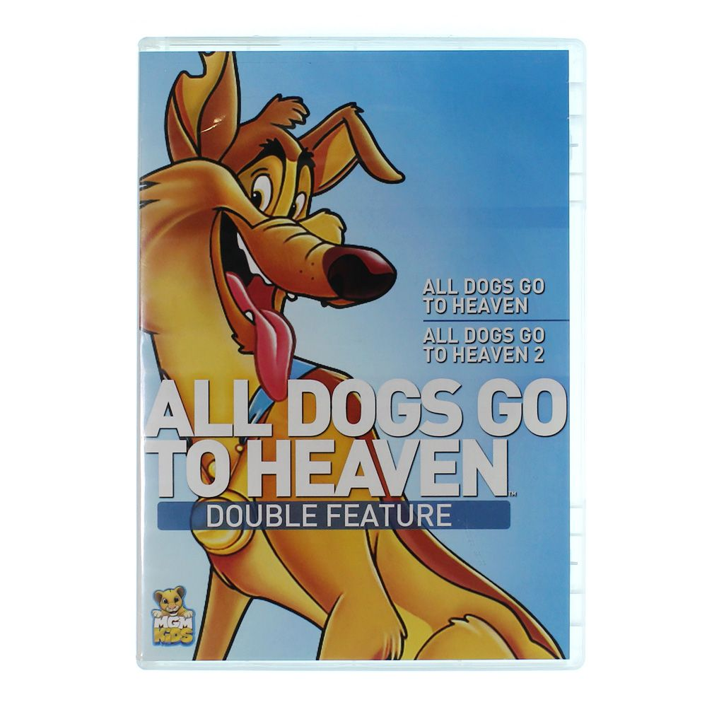 Movie: All Dogs Go to Heaven 1 / All Dogs Go to Heaven 2 9040715528