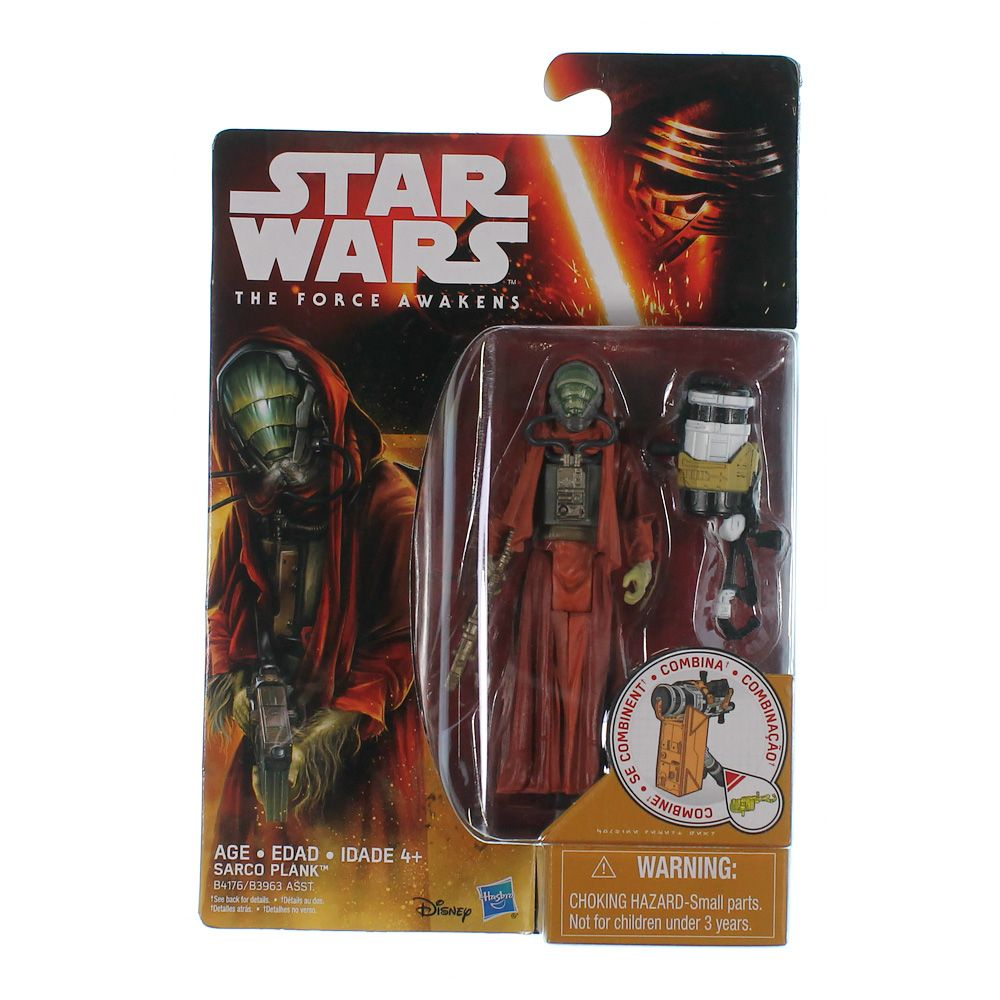 Star Wars The Force Awakens - Desert Mission Sarco Plank 9043677588