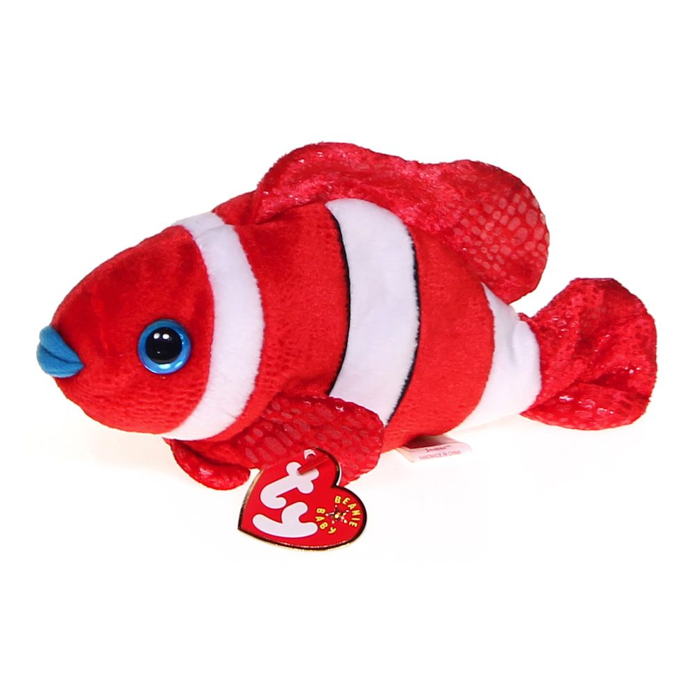 Image of Ty Beanie Babies Fish -Jester