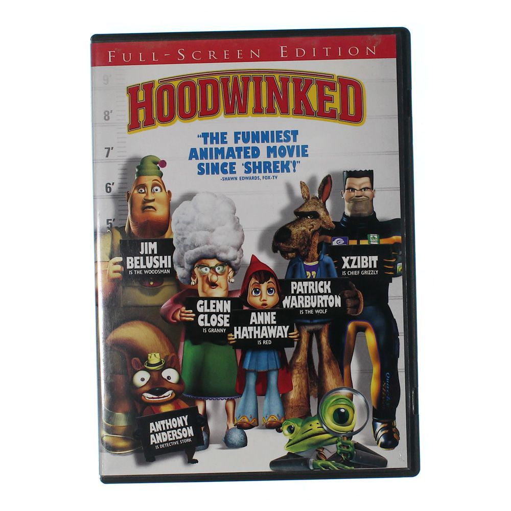 Movie: Hoodwinked 9113115951