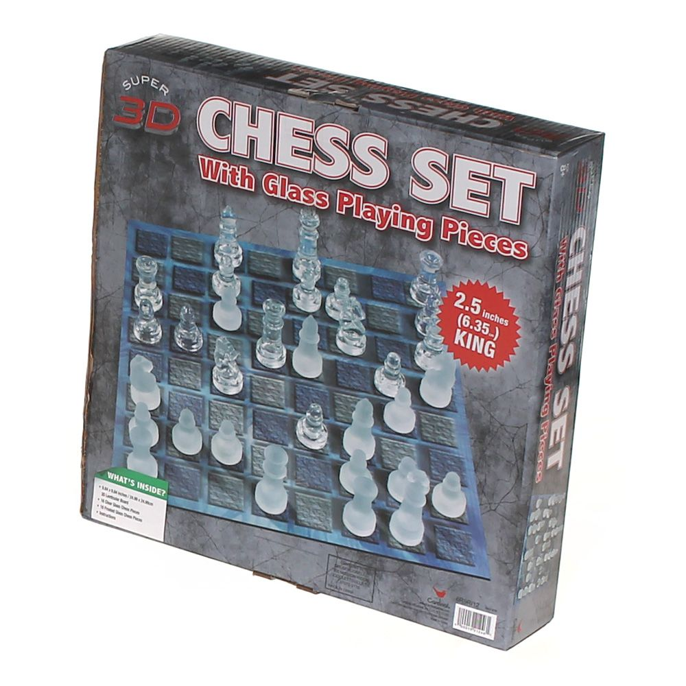 Image of 3D Chess Set
