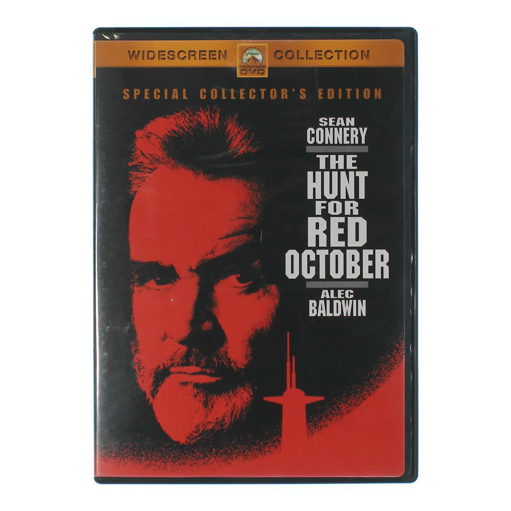 Movie: The Hunt for Red October 9209137986
