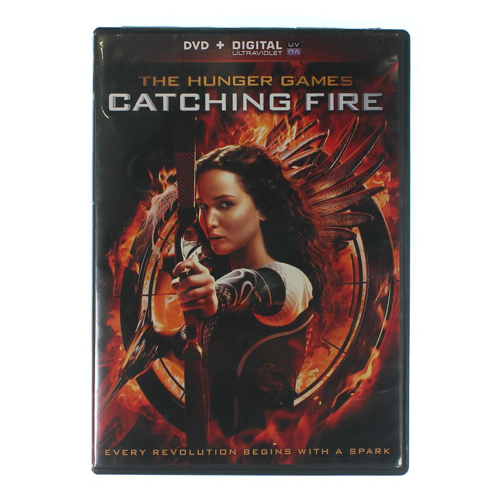 Movie: The Hunger Games: Catching Fire (Digital Copy) 9210319674