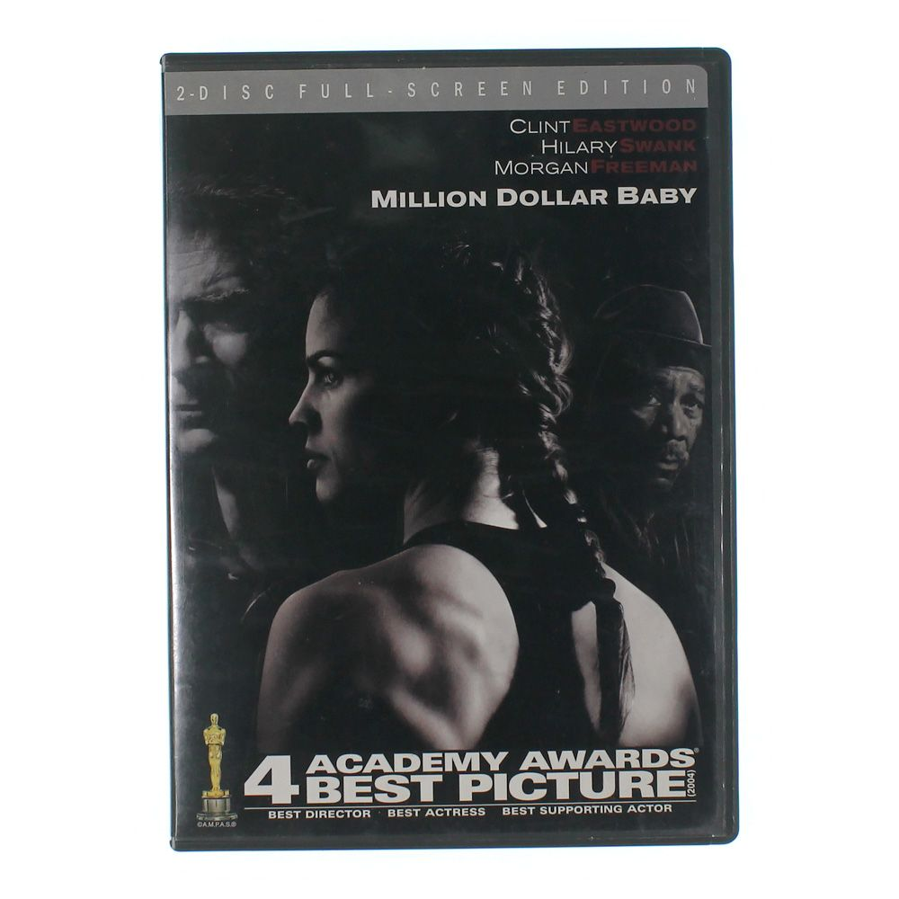 Movie: Million Dollar Baby 9210766255