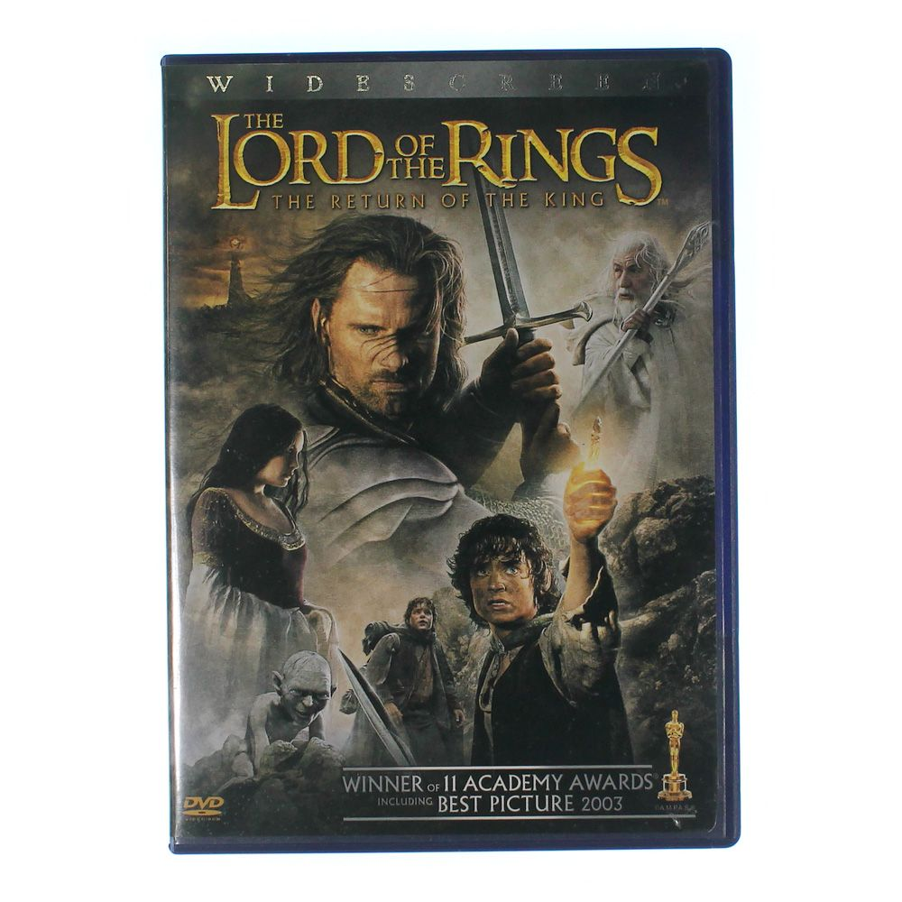 Movie: The Lord Of The Rings: The Return Of The King 9211266635