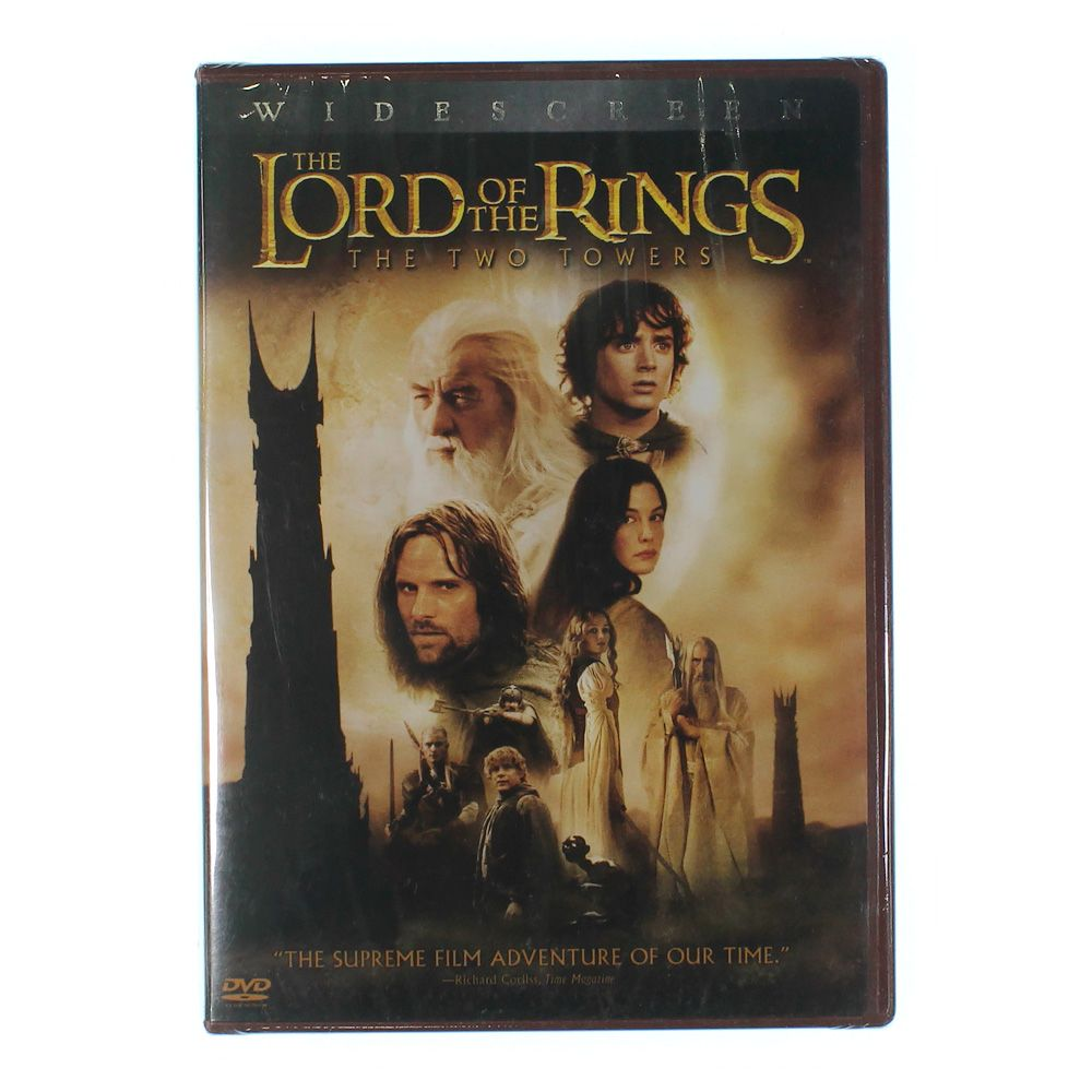 Movie: The Lord Of the Rings: The Two Towers 9211794858