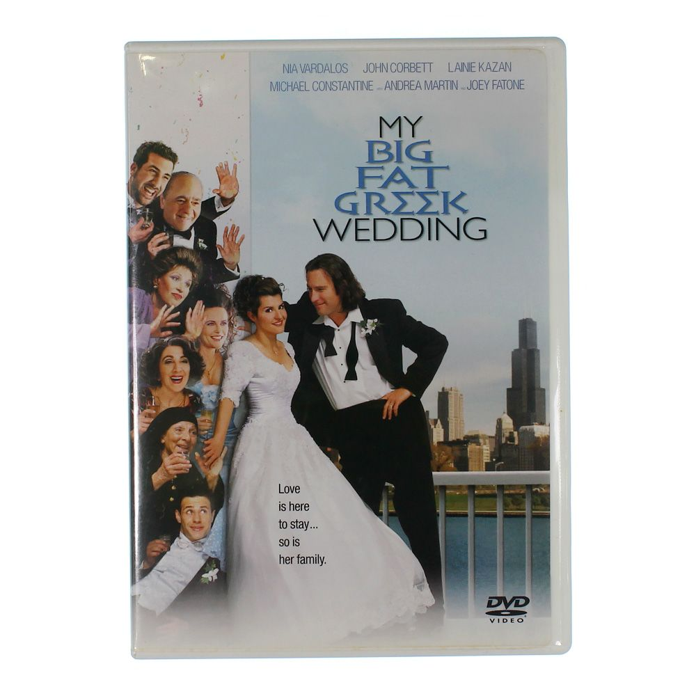 Movie: My Big Fat Greek Wedding 9211847513