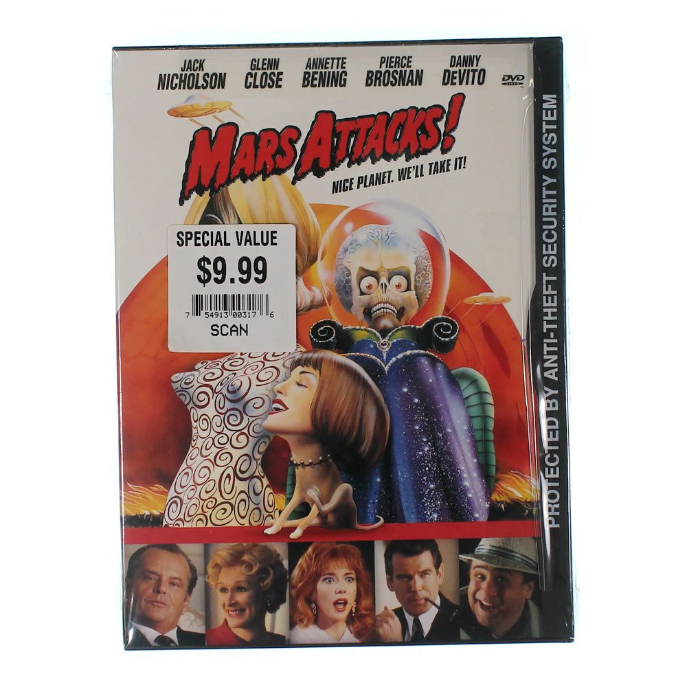 Movie: Mars Attacks! 9216465377