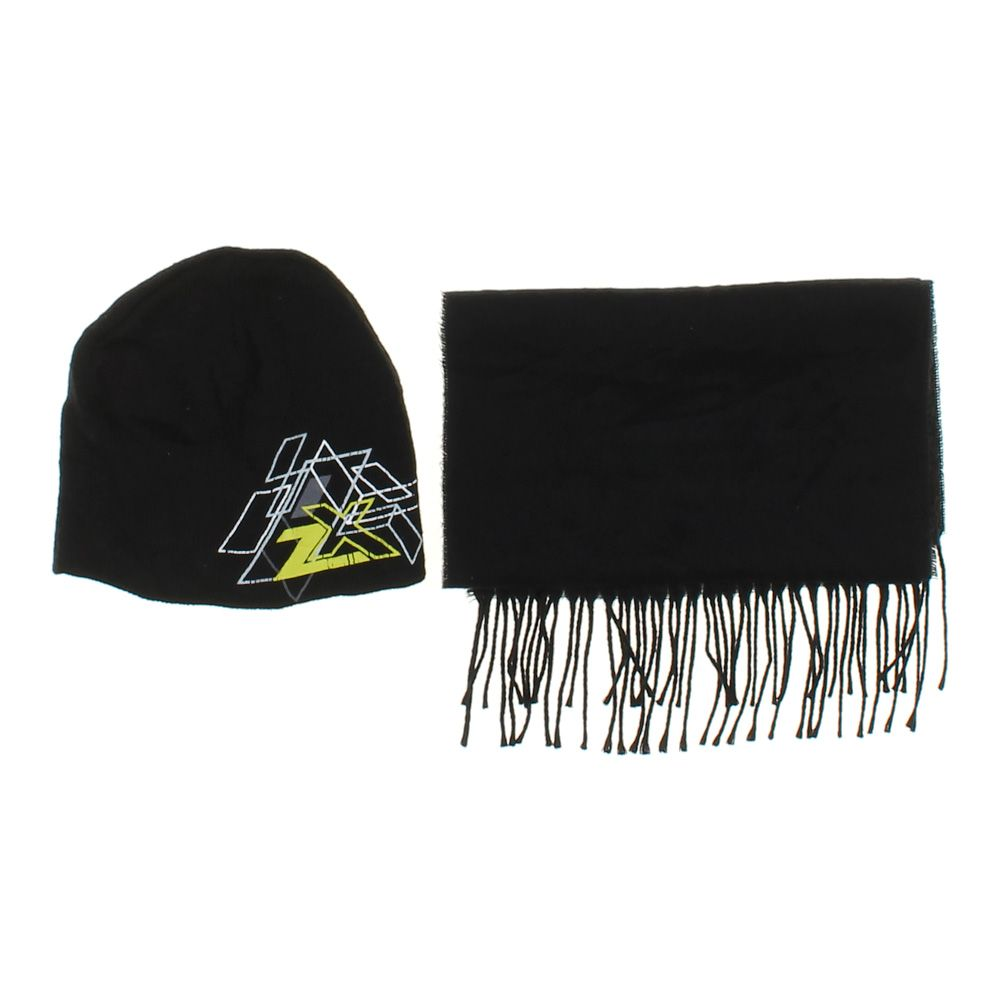 "Image of ""Scarf and Beanie Set, size One Size"""