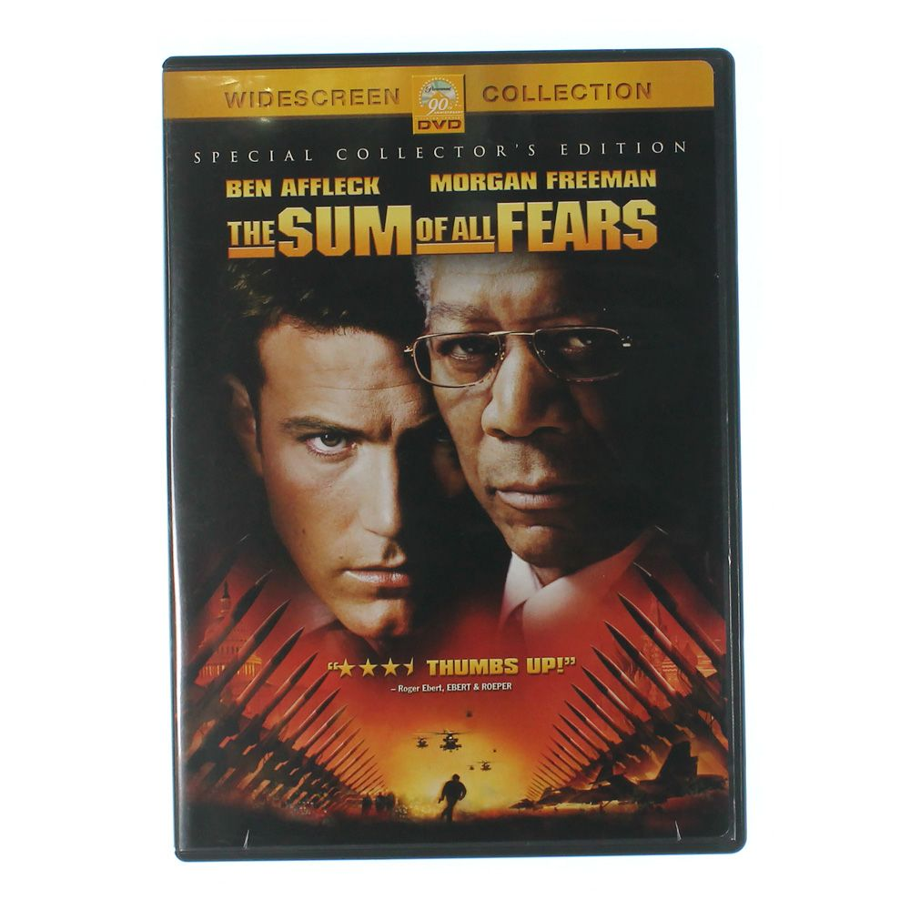 Movie: The Sum Of All Fears 9218970145
