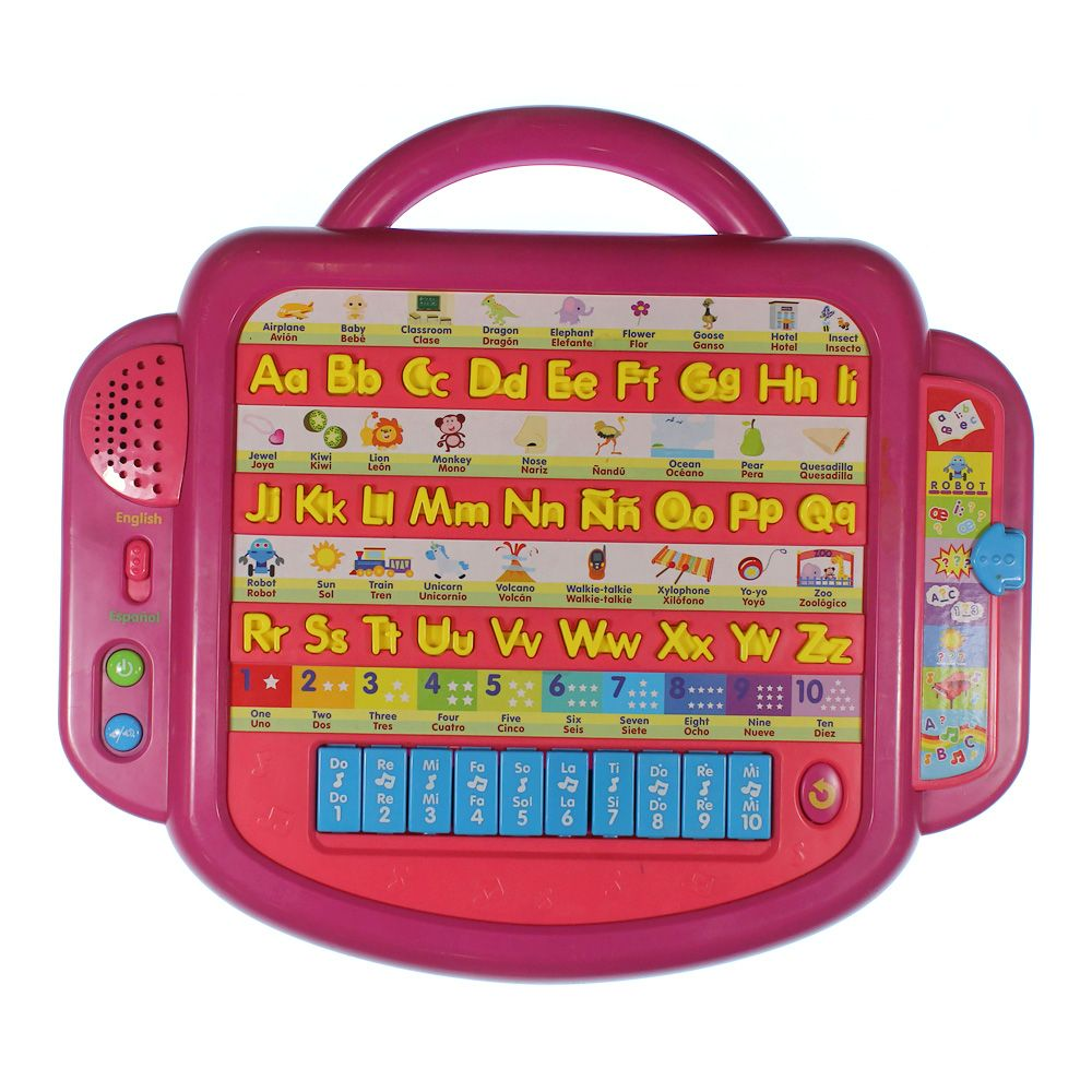 Image of ABC Learning Activity