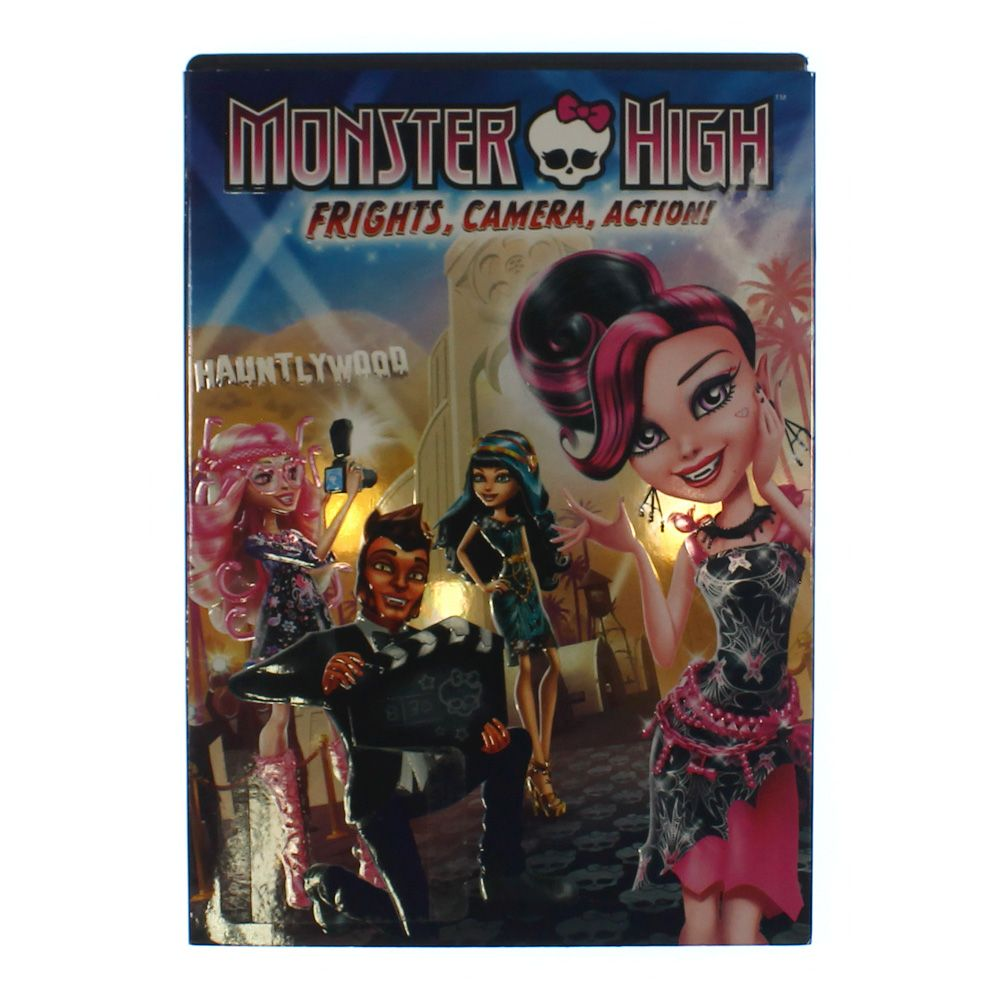 """""""""""Movie: Monster High: Frights, Camera, Action!"""""""""""" 9367153138"""